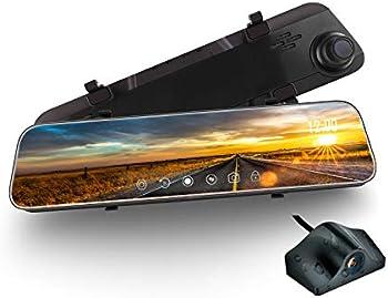 Wejupit 11.66 Inch Mirror Dash Camera