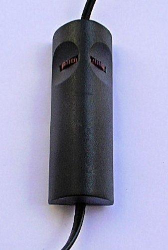 RELCO SCHNURDIMMER schwarz DIMMER mit ZULEITUNG 60 W - 160 W NEU KABELDIMMER