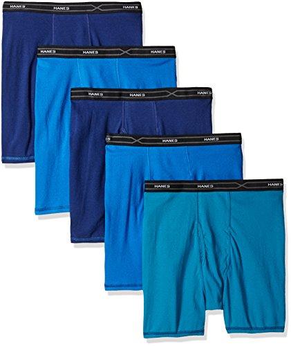 Hanes Men's 5-Pack X-Temp Comfor...