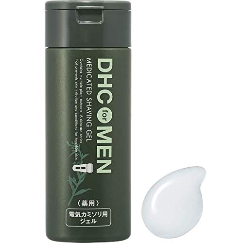 DHC for MEN 薬用 シェービング ジェル(電気カミソリ用ジェル)
