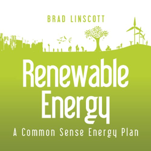 Renewable Energy audiobook cover art