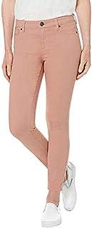 Buffalo David Bitton Womens Aubrey Stretch Ankle Grazer Jeans Pink 2/26