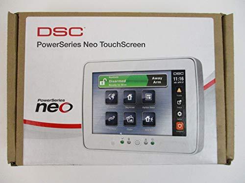 DSC HS2TCHP - Teclado de Alarma de Pantalla táctil de 7 Pulgadas con Soporte Prox