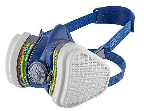 talla /única Funda r/ígida de transporte color azul GVS Filter Technology SPM007 Elipse Integra