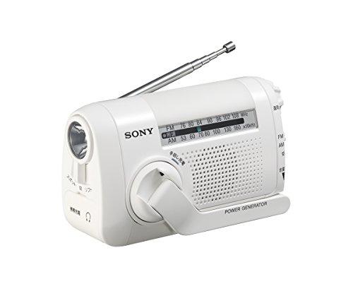 SONY『FM/AMポータブルラジオ ICF-B09』