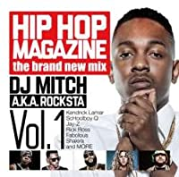 Hip Hop Magazine Vol.1 -The Brand New Mix- / DJ Mitch a.k.a. Rocksta