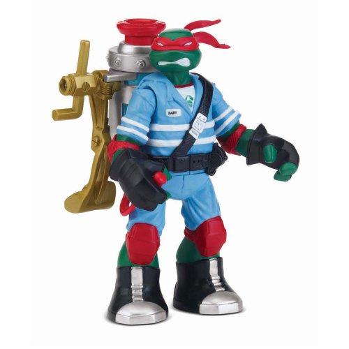Stadlbauer Marketing + Vertrieb GmbH stadl Bauer 14090554 – Teenage Mutant Ninja Turtles mutagène Ooze Raph Base Figurine