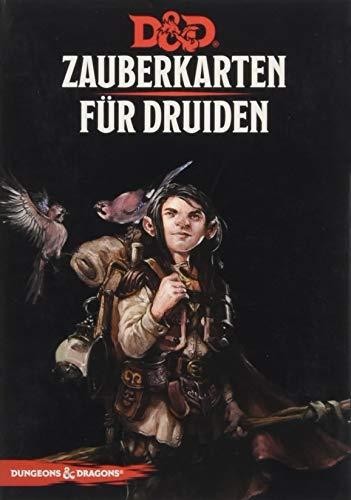 Dungeons & Dragons - Zauberkarten für Druiden (Dungeons & Dragons / Zubehör)