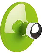 Spirella 4,0, Verde colección Bowl, Gancho Adhesivo, ABS Cromado