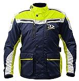 Jopa Iron Enduro Jas Blue/Yellow-XL