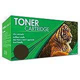 EL TIGRE Cartucho de Toner Genérico CE310A Color Negro, Compatible para Impresoras: HP Color Laserjet CP1025 / CP1025NW / Canon i-SENSYS LBP7010C HP Color Laserjet Pro MFP M176N / M177FW