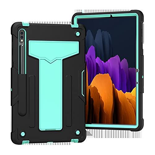 HHF Pad accesorios Para Samsung Galaxy Tab S7 11 寸 T870 / T875, Silicona ORDENADOR PERSONAL Funda protectora protectora anti-caída y tableta a prueba de golpes para Samsung Galaxy Tab S7 11 寸 T870 / T