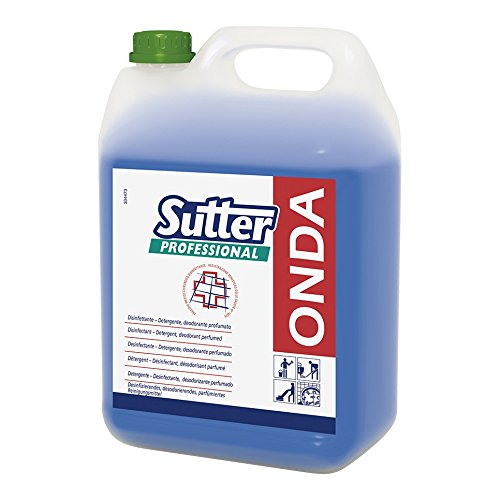 Sutter Professional 537200Limpiador Desinfectante aroma, 5kg