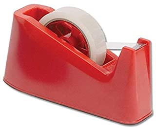 Finaldeals Cello Tape Dispenser for 1 Inch Tape Roll tape holder tape roller (Colour May Vary)
