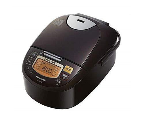 パナソニック 5.5合 IH炊飯器 IHジャー ブラウン SR-HVD1080-T