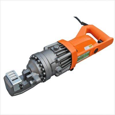 Portable Electric #5 Rebar Cutter w/ D-Handle Grip