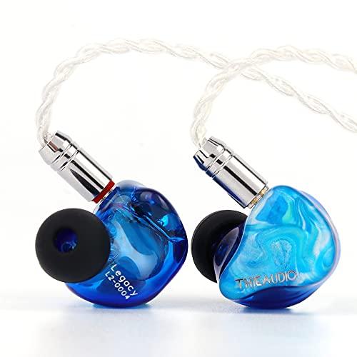 Linsoul Thieaudio Legacy 2 Beryllium DD + BA Hybrid in-Ear Monitor IEM