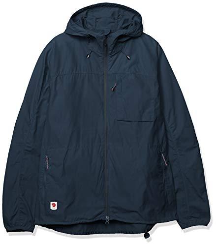 Preisvergleich Produktbild FJÄLLRÄVEN Damen High Coast Wind Jacke,  Navy,  XL