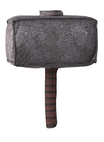 Avengers Assemble Thor Child Costume Plush Hammer