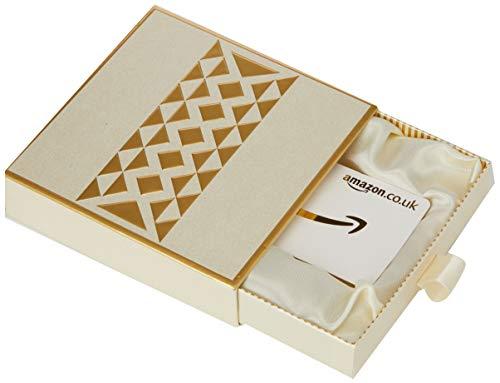 Amazon.co.uk Gift Card in a Gold Box