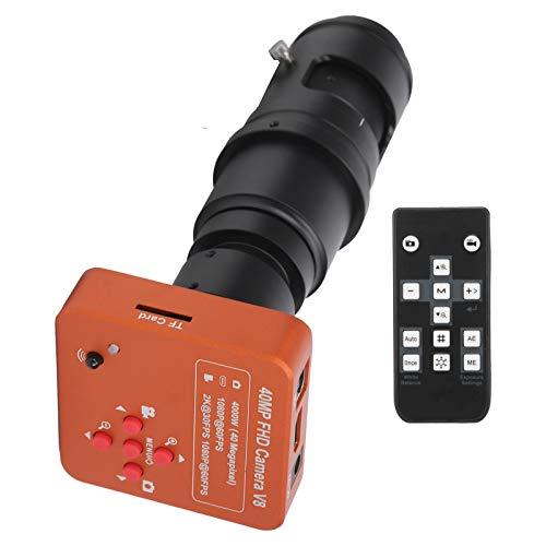 KP-7050-4100 Fotocamera per Microscopio Elettronico da 40 MP Fotocamera Industriale Educativa Compatibile con HDMI