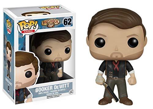 Figurine Funko Pop! Bioshock : Booker deWitt