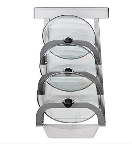 FREEDROM Punch-Free Topflappen Wand-Multifunktionsregal Mit Wasserschale IKEA 304 Küchenregal Aus Edelstahl