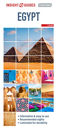 Insight Guides Flexi Map Egypt (Insight Maps)