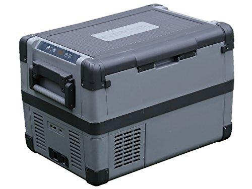 Prime Tech Kompressor-Kühlbox 60 Liter bis -20°C, 12/24 Volt