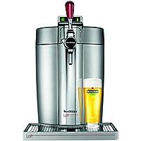 Krups VB700E00 5L Dispensador de cerveza de barril grifo de cerveza - Tirador de cerveza (5,38 kg)
