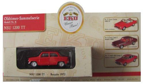 EKU Nº 48 – Oldtimer colección – NSU 1200 TT – Coche