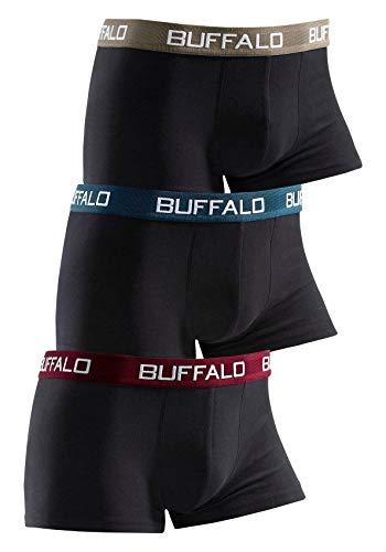 Buffalo Boxer (3 Stück)