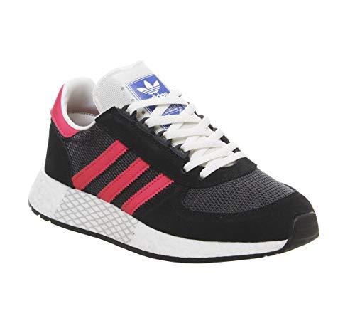 Adidas Marathon Tech Black Pink Größe: 9(43⅓) Farbe: Black