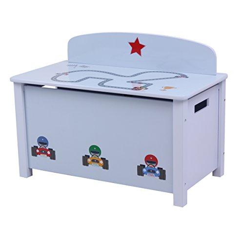 Liberty House Toys Star Cars Toy Box, 673749.5cm