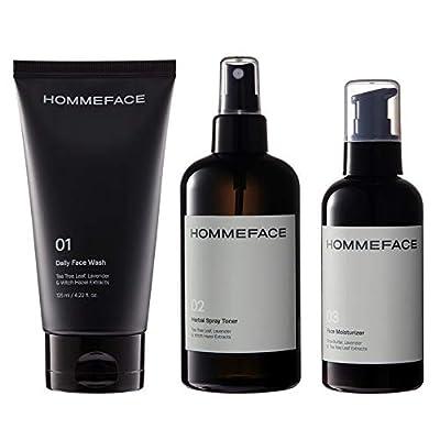 HOMMEFACE Daily Trio Skin