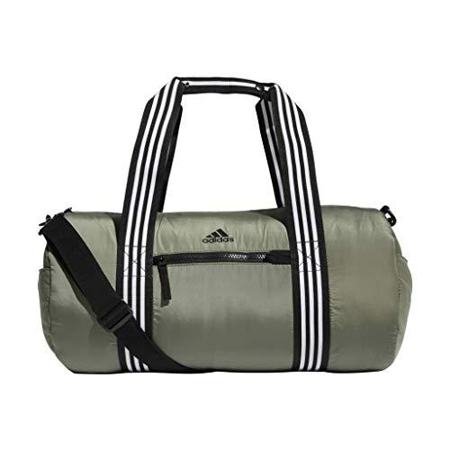 adidas Sport To Street - Bolso de mano para mujer, color verde y negro, talla única