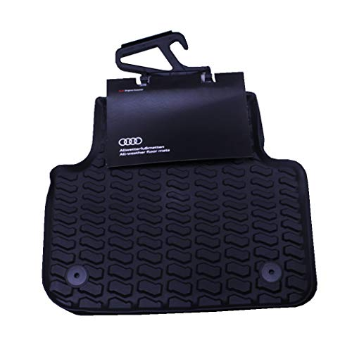 Audi 4M1061512041 Allwetterfußmatten Premium Gummi Fußmatten hinten