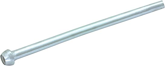 Eastman 25699 Faucet Riser, Chrome-Plated Copper Kitchen/Lavatory Supply Tube, 3/8-Inch OD, 30-Inch Length, Chrome