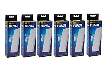 Fluval Foam Filter Block A222 - For 204/205/206 & 304/305/306 12-Pack - Retail OEM