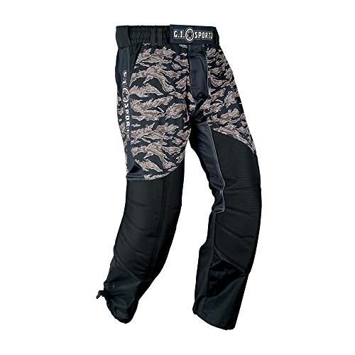GI Sportz Performance GLIDE Paintball Pants - Tiger Desert - X-Large