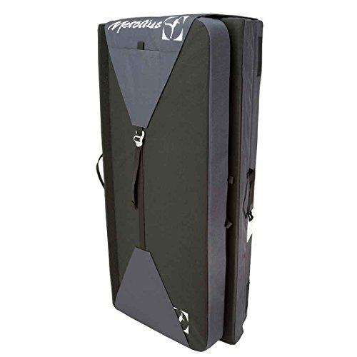 Metolius Recon Crash Pad Black/Gray, One Size
