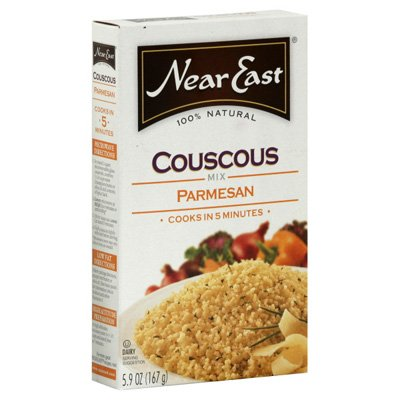 Near East Natural Max 69% Safety and trust OFF Couscous Mix Parmesan 5.9 Pack 3 oz of