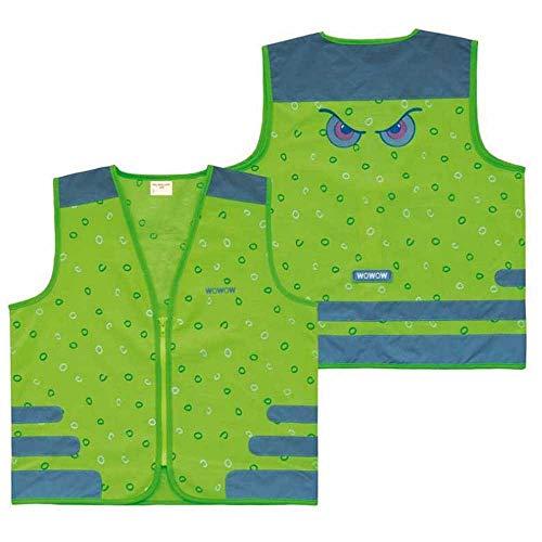 Wowow Uni Nutty Jacke Unisex Sicherheitsweste, grün, M