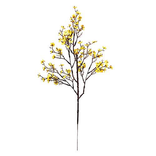 lamta1k Artificial Gypsophila Flower Plants,Simulation Artificial Plant Bonsai Ornament,Silk Flowers Fake Flowers for Home Bridal Wedding Party Decor Gift