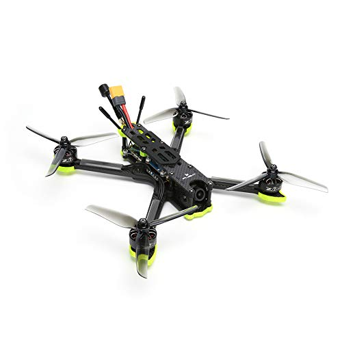 iFlight Nazgul5 V2 5inch 6S FPV Racing Drone BNF Freestyle Quadcopter Built with Frsky XM+ Receiver