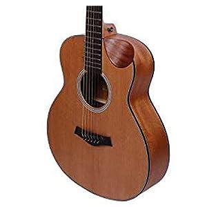 "Kadence Slowhand Series Premium Acoustic Guitar, 38"" 3"