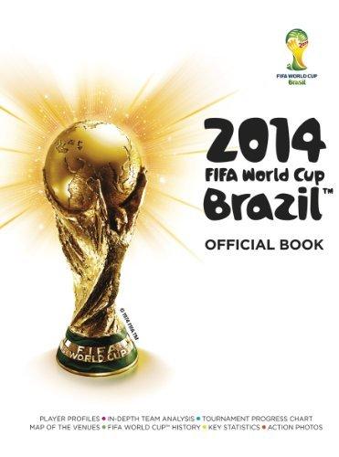 2014 FIFA World Cup Brazil??? Official Book by Jon Mattos (2016-06-02)