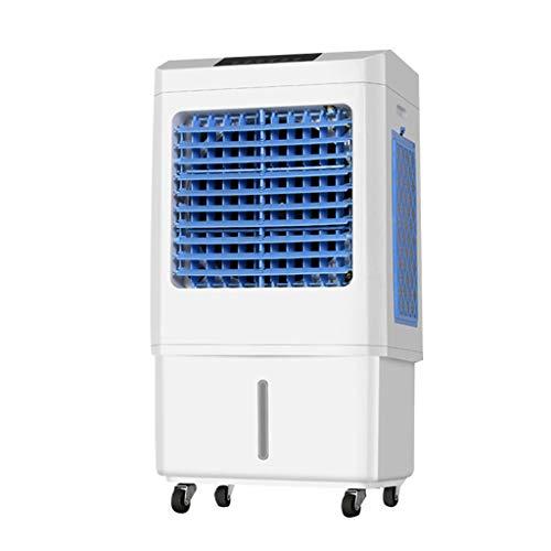 Condizionatori mobili a 3 modalità con Raffreddamento e Funzione Ventilatore Umidificatore a condensatore ad Acqua Silenzioso