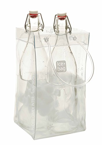 Ice Bag Clear King Size