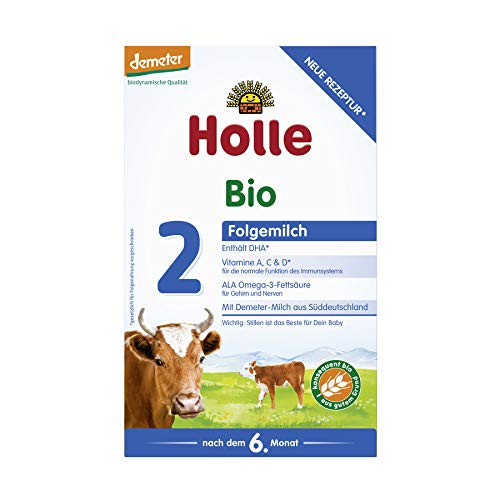 Holle Folgemilch 2, 600 g
